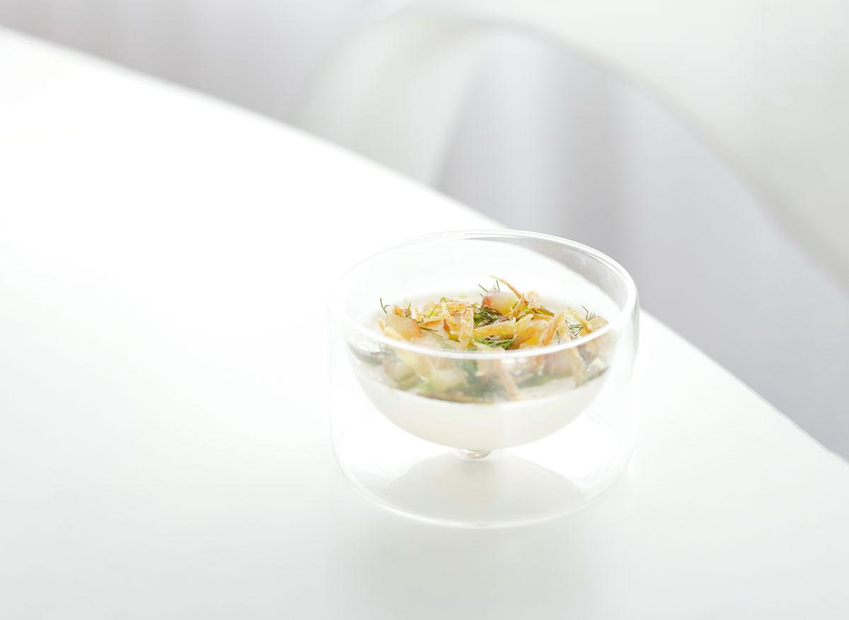 Plat du restaurant Origines, 63500 Le Broc - Issoire